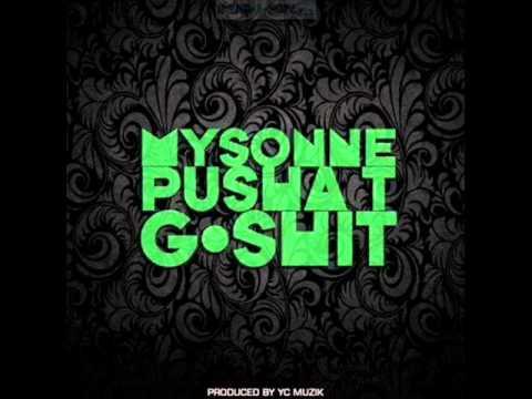 Mysonne- G Shit Ft Pusha T (Download Link) (HQ) (NEW)