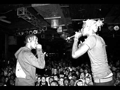 LilParisLaurent - Relax ft. Young thug, Travis Scott