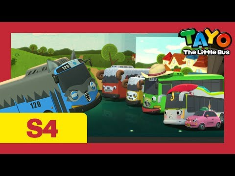 Tayo S4 #26 l The little buses' play l Tayo the Little Bus l Season 4 Episode 26
