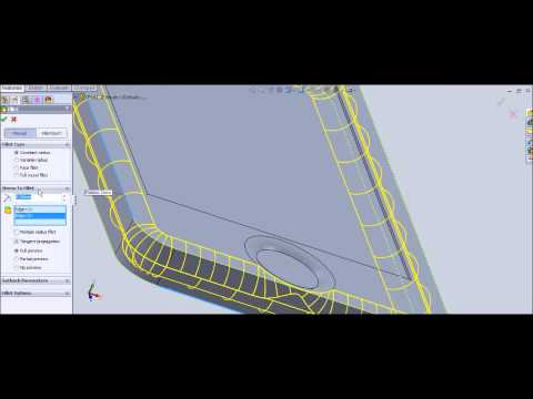 SolidWorks: Making A Simple Phone
