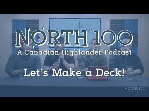 North 100 Ep23 - Let's Make a Deck