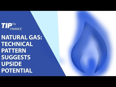 Natural Gas: Technical pattern suggests upside potential ahead