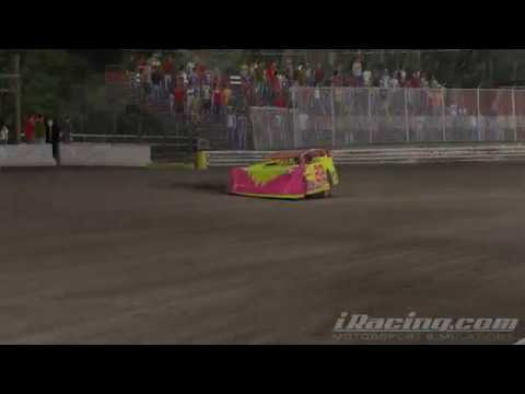 iRacing Super Dirt Late Model Volusia Speedway Park