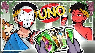 MY UNO CARDS ARE CURSED!