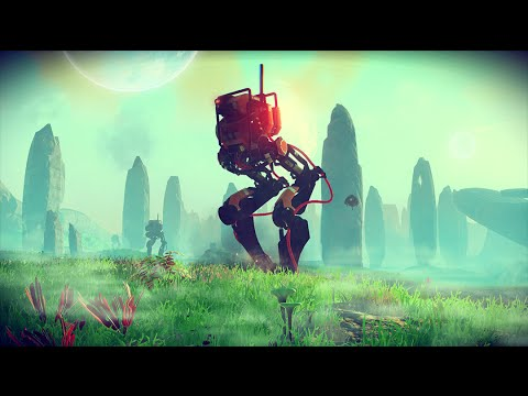 "No Man's Sky ""I've Seen things"" Trailer"