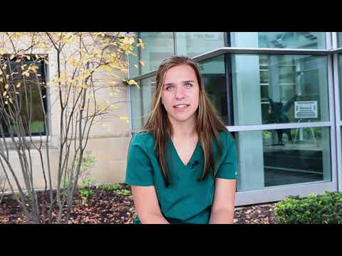 Great Beginnings: 2019 Surg Tech Alum Gabby Zahneis Was Ready for College Thanks to Great Oaks!