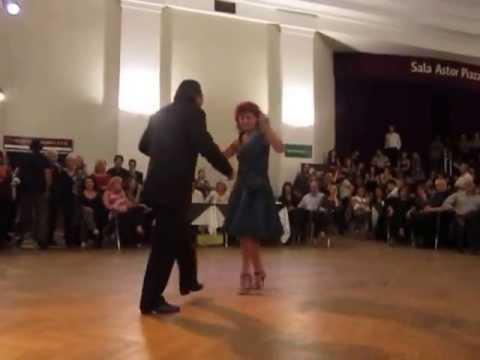 """Alicia Pons y Luis Rojas  """"Milonga""""  en el Auditorium"""