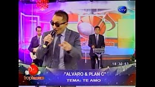 ALVARO & PLAN C 2019 - TE AMO (en Tropicalísimo)