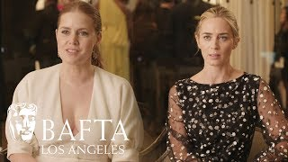 The First Movie You Saw: Emily Blunt, Amy Adams & More | BAFTA Los Angeles