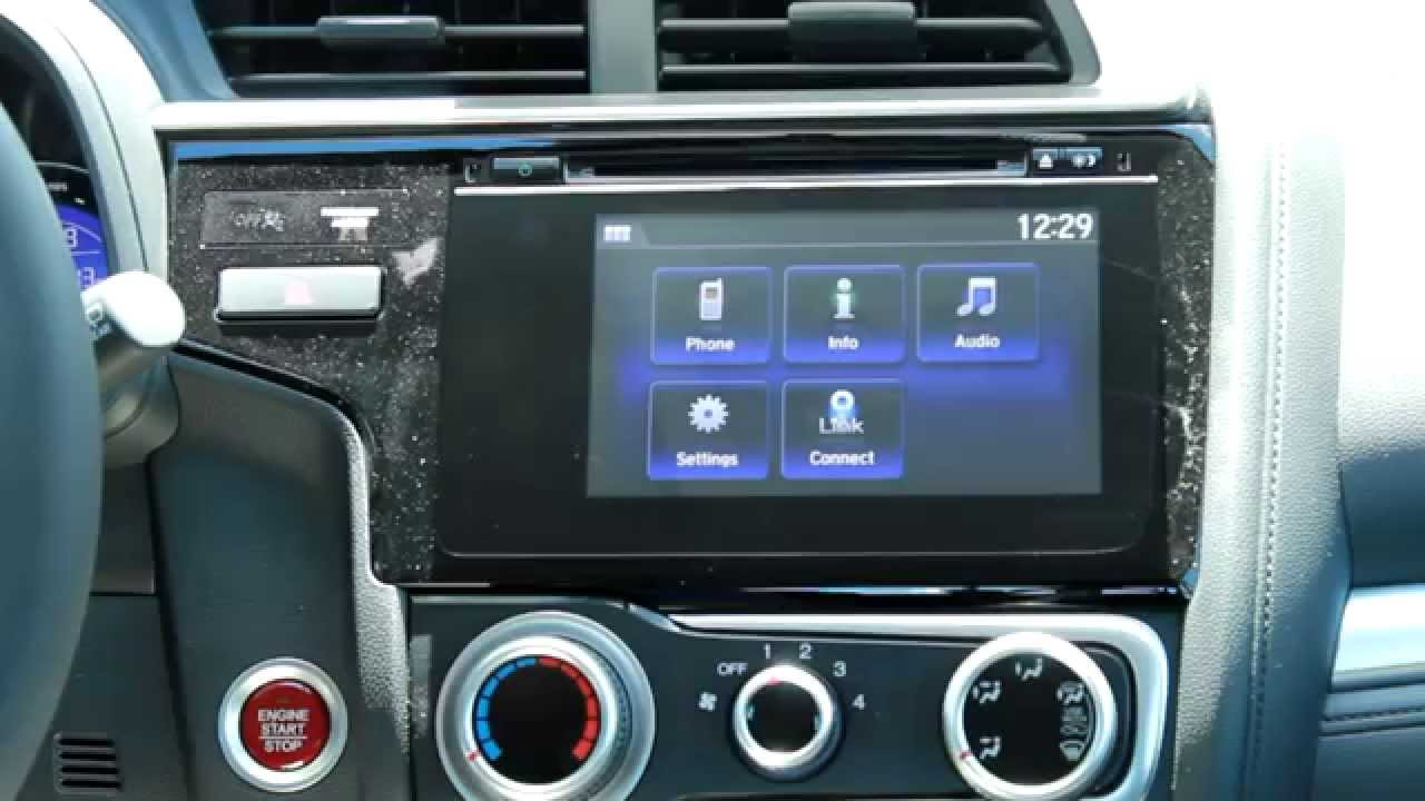 hight resolution of 2015 honda fit radio