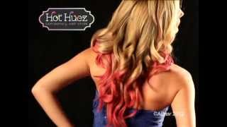 Hot Huez™ Temporary Hair Chalk | Official Commercial | Top TV Stuff