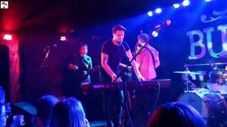 Buster Shuffle (live Rock Cafe 9.10.2014)