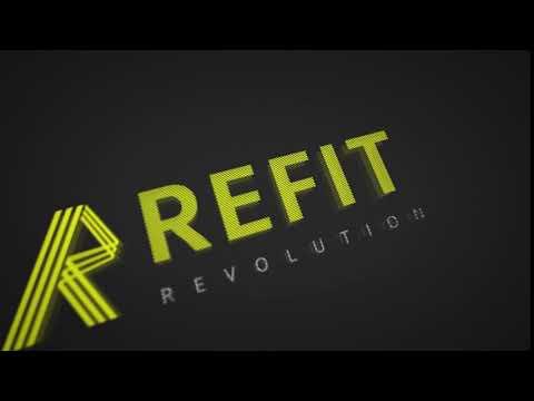Refit Logo Animation