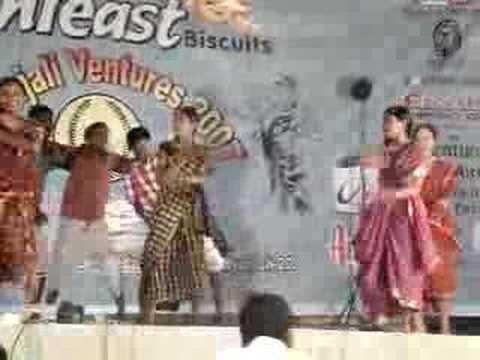 Kalanjali Group Dance