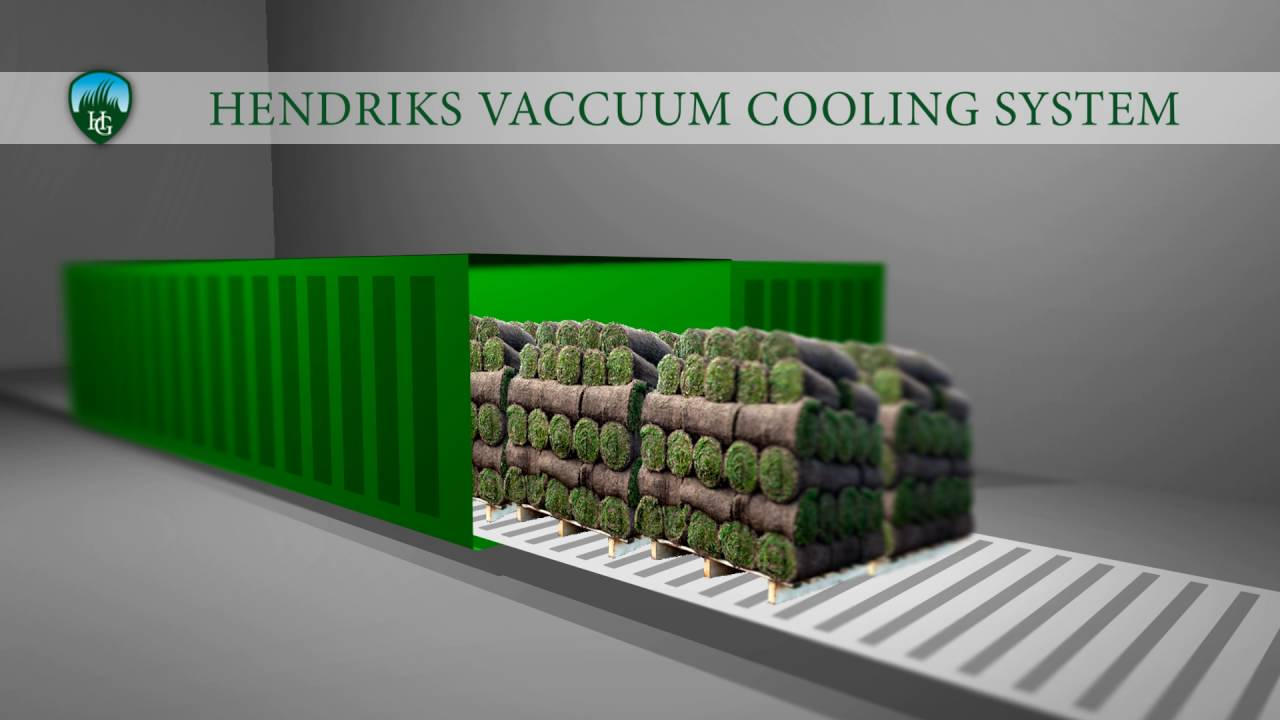hendriks graszoden vaccuum machine english youtube