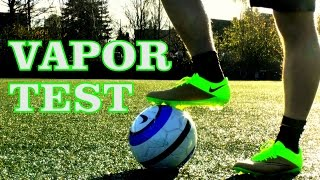 NIKE Mercurial VAPOR 10 X - Tech Craft Pack - Test and Review video