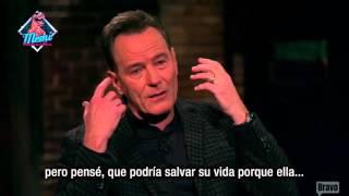 Bryan Cranston llora al recordar escena de 'Breaking Bad' (Subtitulado)