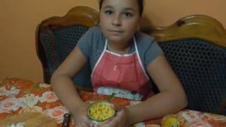 Как приготовить  салат#Готовимвместе#Салат с Опятами#How to cook a delicious salad#Salad rus