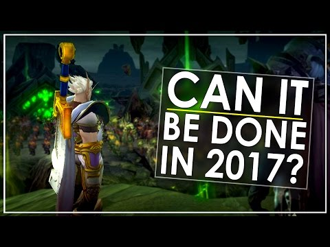 Massive Events in World of Warcraft: 11 Years Later, Is It Time?