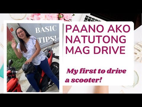 How to drive an automatic motor bike | FIRST TIME TO DRIVE | TIPS