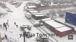 Первый день жестянщика во Владивостоке