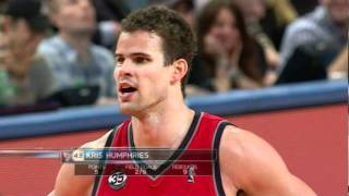 Hilarious!!! - Humphries silences the crowd after YOU SUCK chants