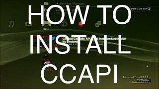 [PS3] How To Install 4.80 CCAPI DEX/CEX (Downloads In Description)