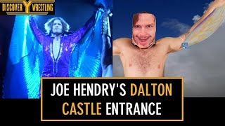 Joe Hendry's Dalton Castle Entrance - Flying Without Wings / Castles In The Sky
