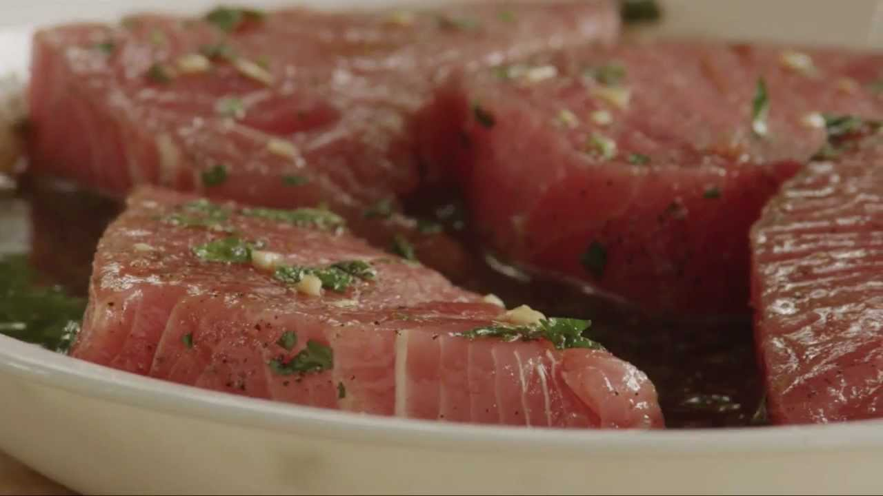 Easy albacore tuna steak recipes