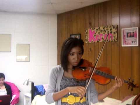 Kingdom Hearts 2 - Organization XIII Theme violin cover