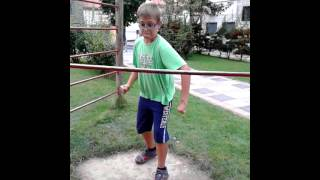 How to break your leg