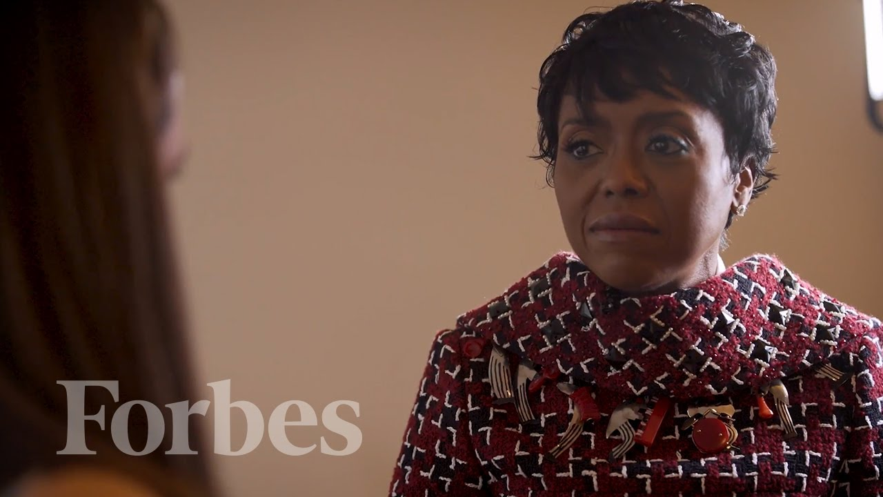 Mellody Hobson On The Power Of Paying Your Dues | Success With Moira Forbes