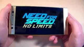 Игры Sony Xperia XA2 Ultra (GTA:SanAndreas, GangstarVegas, NFS:NoLimits)