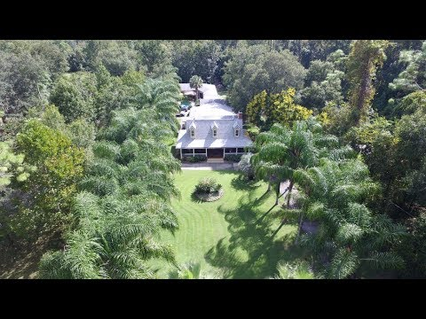 Waterfront with deep water access estate for sale Jacksonville Florida