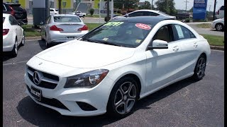 Mercedes Benz CLA 2014 Videos