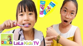 Put On Your Shoes Song Nursery Rhymes Kids Song | LaLa Kids TV
