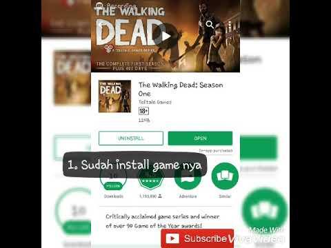 walking dead season one apk mod