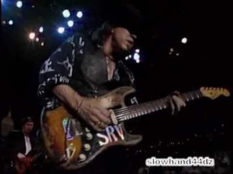 Eric Clapton, Stevie Ray Vaughan, Buddy Guy, Jimmie Vaughan, Robert Cray - Sweet Home Chicago - 1990