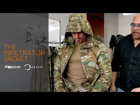 3db9221d2cdec Outdoor Research Infiltrator Jacket - YouTube
