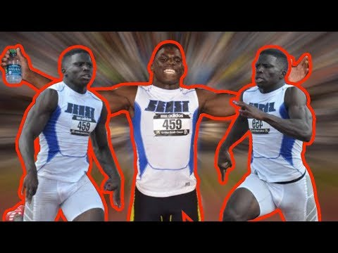 Tyreek Hill Sprinting Highlights | 100m & 200m