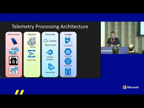 TechDays 2017 - Alan Smith - Building a Telemetry Pipeline with Azure and SignalR