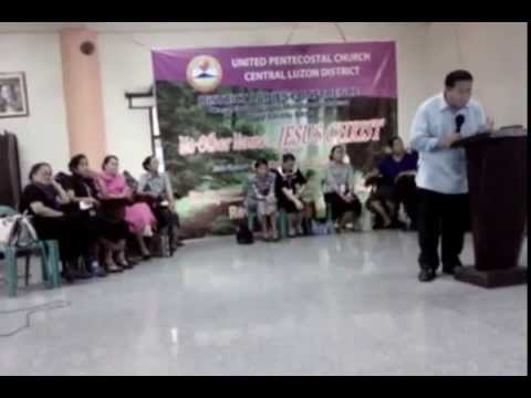 Your Expectation,  The Birthplace For The Miraculous By: Rev. Eugene Bañez