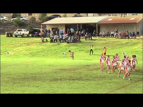 WARL - JOONDALUP GIANTS V. SOUTH PERTH LIONS: 1ST DIVISION (10/08/13)