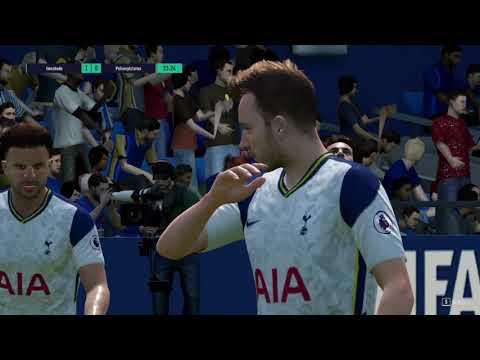 FIFA ONLINE 4: TRẢI NGIỆM ĐỘI HÌNH TOTEHAM HOTSPUR
