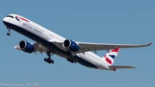 Aviation News This Week 12: British Airways A350-1000