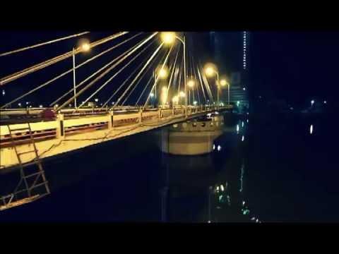 Clip sự chuyển động kỳ diệu của cầu quay sông Hàn