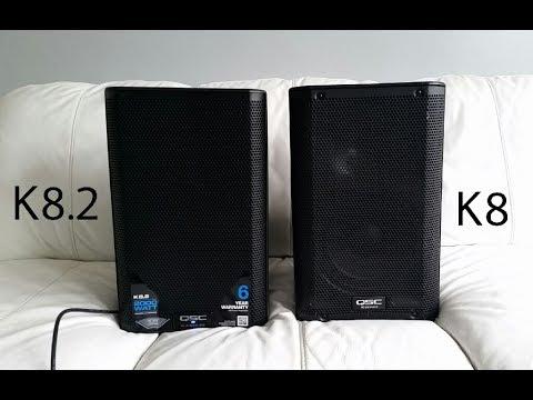 QSC K8.2 Review