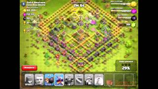 Ataque Clash of Clans #1