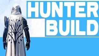 Destiny Best Hunter Gunslinger Build for PVP ft. Iron Regalia Vest (Crucible Gameplay)
