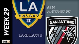 LA Galaxy    Vs. San Antonio FC September 20 2019